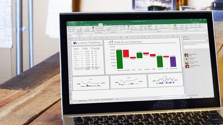 Excel: That dirty little secret
