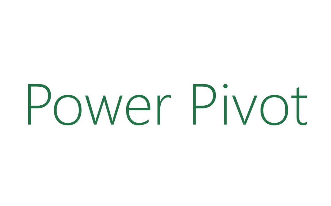 Centralise your calculations with PowerPivot and trust your data again