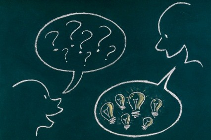 The role and power of asking in business